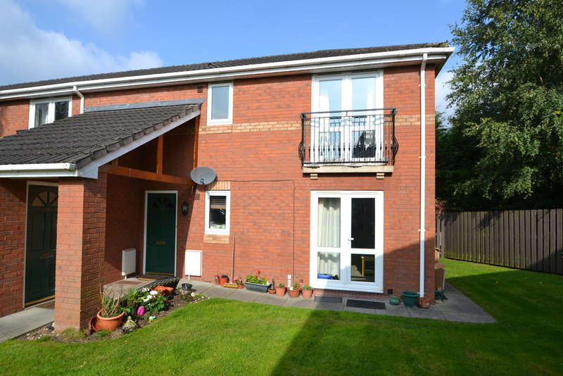 2 Bedrooms Ground Maisonette Flat for sale in Petersburg Road, Edgeley
