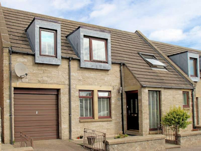 3 Bedrooms Semi Detached House for sale in 13 Blantyre Place, Elgin, IV30 4DN