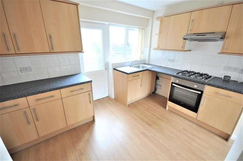 3 Bedrooms End Of Terrace House for sale in Heathfield Drive, Ribbleton, Preston, Lancashire, PR2 6SY