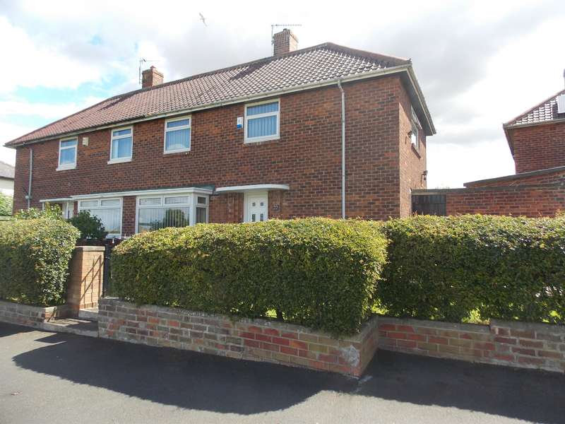 3 Bedrooms Semi Detached House for sale in Holmwood Avenue, Middlesbrough, TS4 3LP