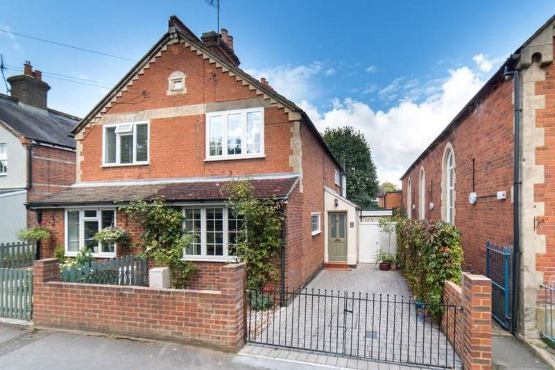 3 Bedrooms Semi Detached House for sale in The Terrace, Ascot, Berkshire, SL5
