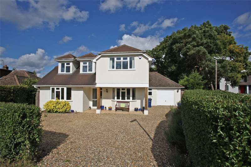 6 Bedrooms Detached House for sale in Broomleaf Road, Farnham, Surrey, GU9
