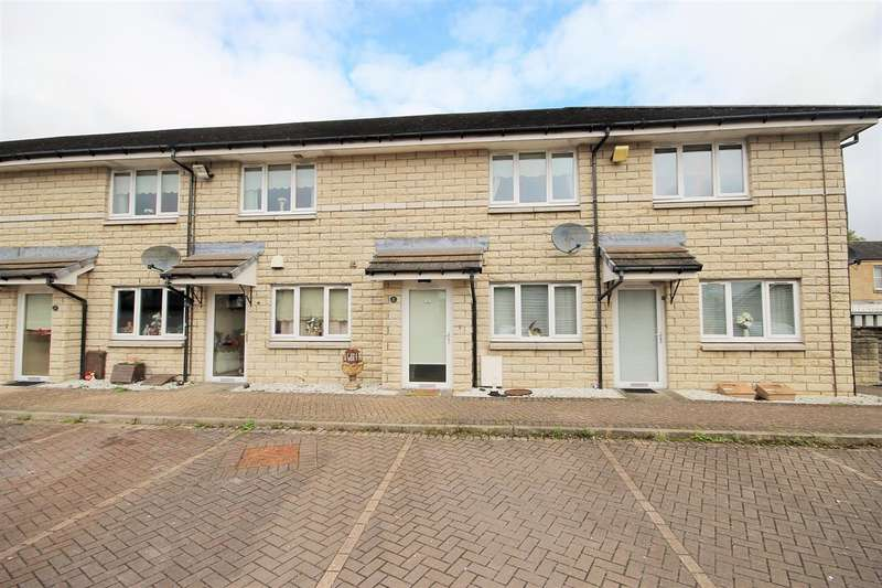 2 Bedrooms Flat for sale in Walkers Court, Newmains
