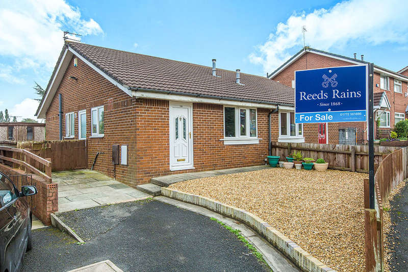 2 Bedrooms Semi Detached Bungalow for sale in Manor House Lane, Preston, PR1