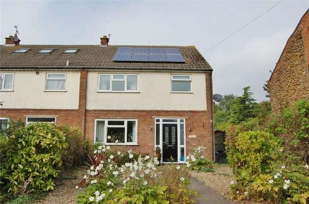 3 Bedrooms End Of Terrace House for sale in 16 The Green, Braunston, DAVENTRY, Northamptonshire