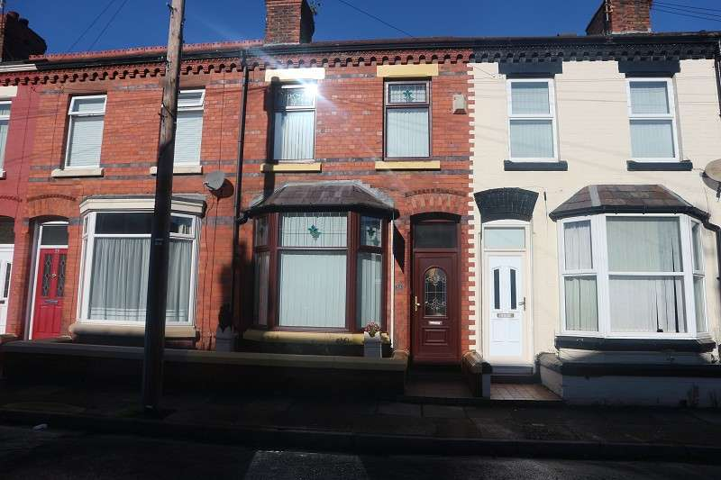 2 Bedrooms Terraced House for sale in Mcbride Street, Liverpool, Merseyside. L19 2ND