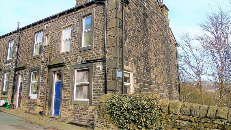 4 Bedrooms End Of Terrace House for sale in Prospect Terrace Savile Road Hebden Bridge