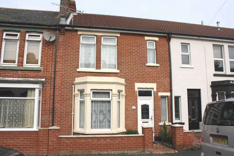 3 Bedrooms Terraced House for sale in Harding Road