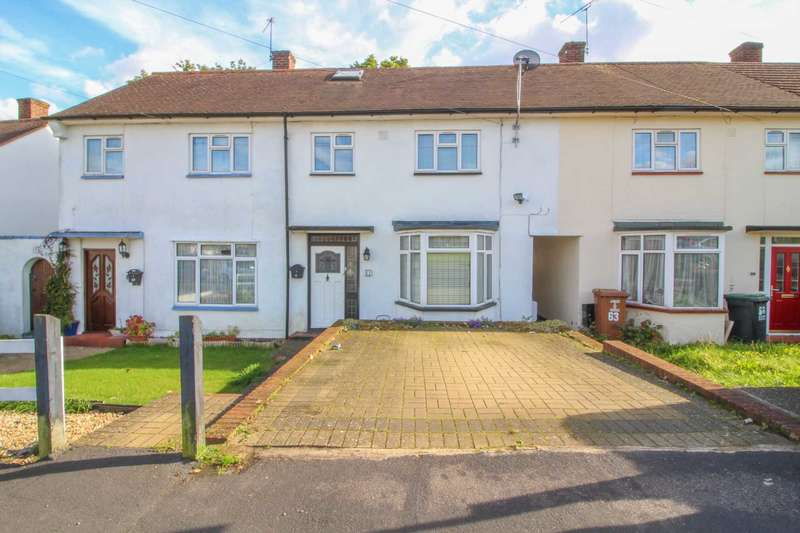 3 Bedrooms Terraced House for sale in Northwick Road, South Oxhey