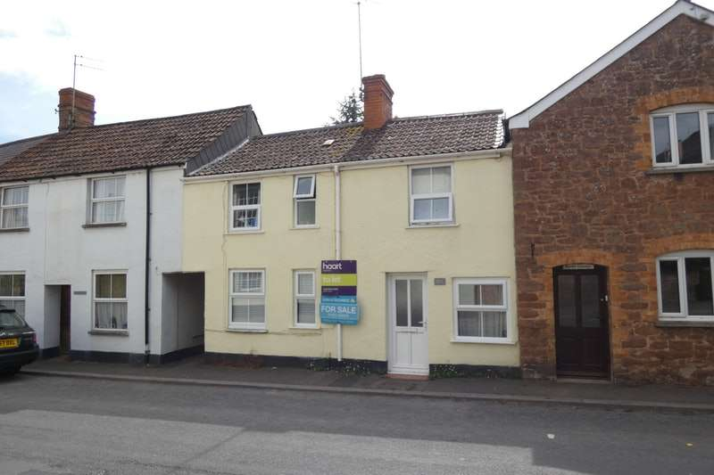 2 Bedrooms Terraced House for sale in Sand Street, Taunton, Somerset, TA4
