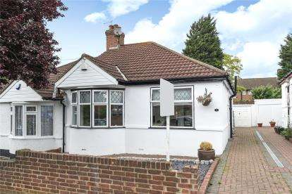 2 Bedrooms Bungalow for sale in Mainridge Road, Chislehurst