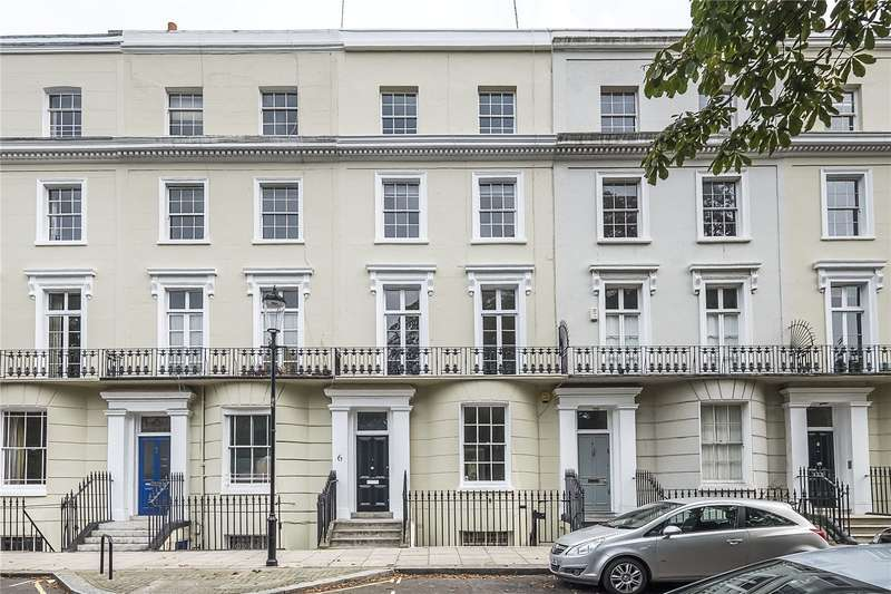 4 Bedrooms Terraced House for sale in Norland Square, London, W11