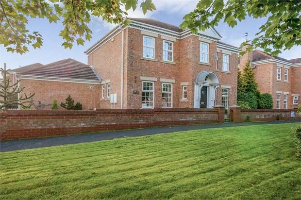 4 Bedrooms Detached House for sale in The Parks, Chester le Street, Durham
