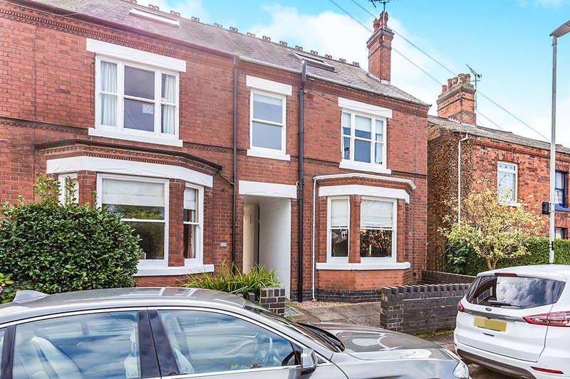 4 Bedrooms Semi Detached House for sale in Sketchley Road, Burbage, Hinckley, LE10