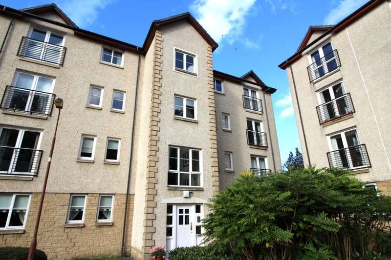 2 Bedrooms Flat for sale in Madderfield Mews, LINLITHGOW, EH49