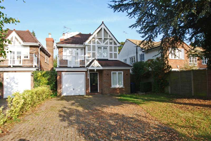 3 Bedrooms Detached House for sale in Rockingham Place, Beaconsfield, HP9