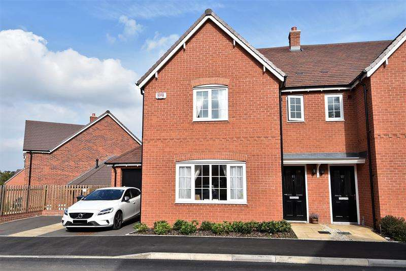 3 Bedrooms Semi Detached House for sale in 21 Pavilion Way, Selly Oak, Birmingham B29 6TX
