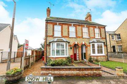 3 Bedrooms Semi Detached House for sale in Snow Hill, Maulden, Bedford, Bedfordshire