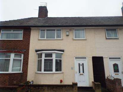3 Bedrooms Terraced House for sale in Montrose Road, Liverpool, Merseyside, England, L13