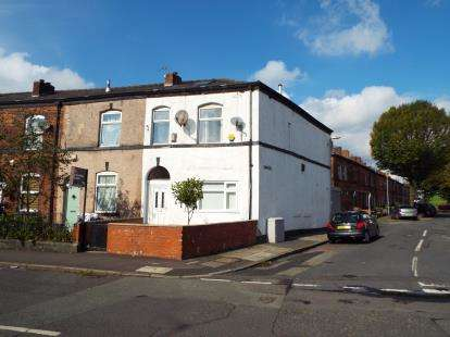 5 Bedrooms End Of Terrace House for sale in Chesham Road, Bury, Greater Manchester, Manchester, BL9