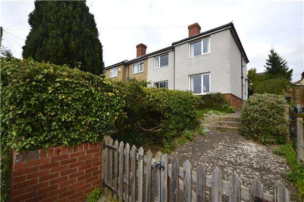 3 Bedrooms Semi Detached House for sale in Grove Park Road, Uplands, Gloucestershire, GL5 1SW
