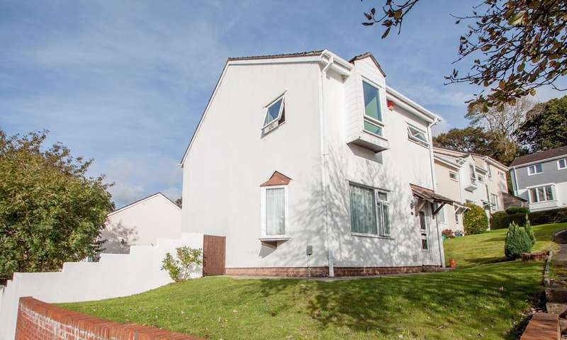 3 Bedrooms End Of Terrace House for sale in Tamerton Foliot, Plymouth