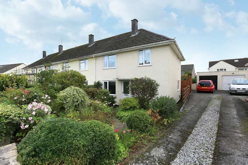 3 Bedrooms End Of Terrace House for sale in Plymstock, Plymouth