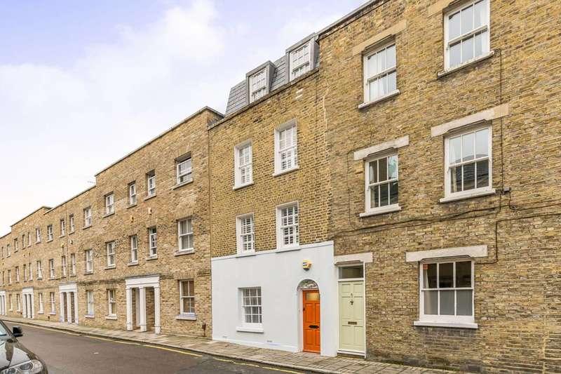 5 Bedrooms House for sale in Sullivan Road, Kennington, SE11