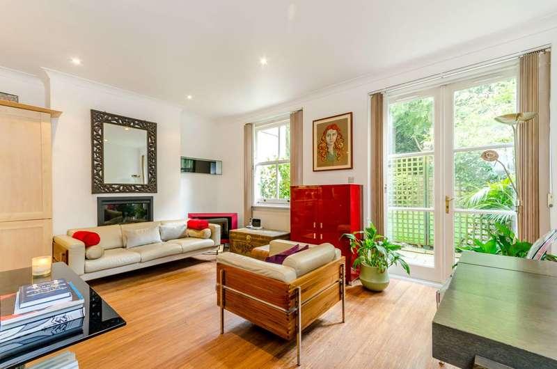 1 Bedroom Flat for sale in Blomfield Villas, Little Venice, W2
