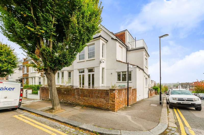 2 Bedrooms Maisonette Flat for sale in Birchington Road, Crouch End, N8