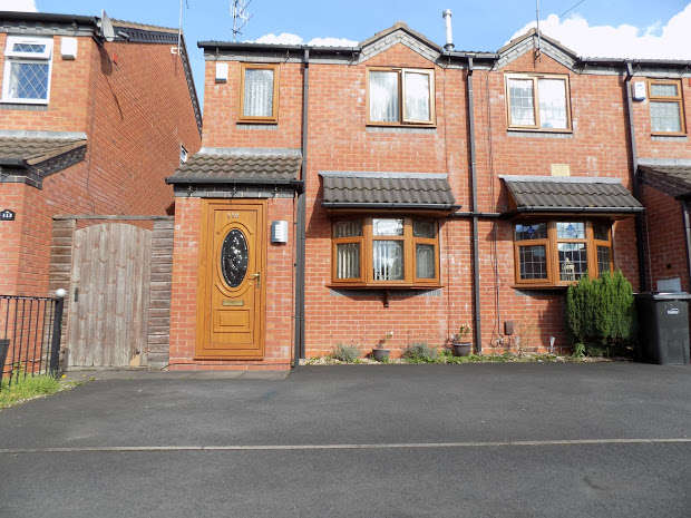 2 Bedrooms End Of Terrace House for sale in Hallchurch Road, Dudley, DY2