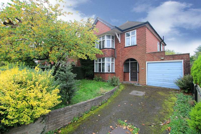 3 Bedrooms Detached House for sale in Bowling Green Road, Old Quarter, Stourbridge, DY8