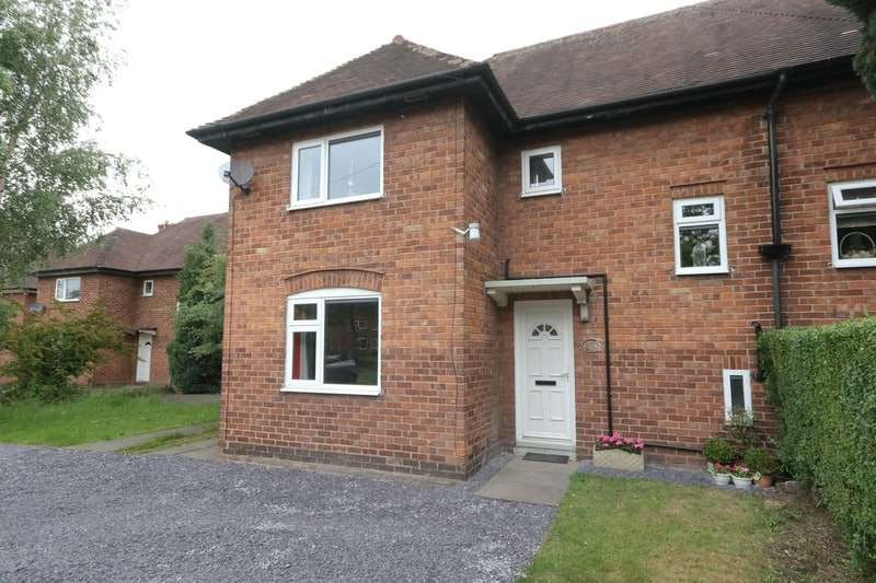 3 Bedrooms Semi Detached House for sale in Circular Drive, Chester, Cheshire, CH4
