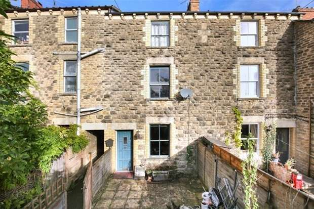 3 Bedrooms Terraced House for sale in Summer Hill, Frome
