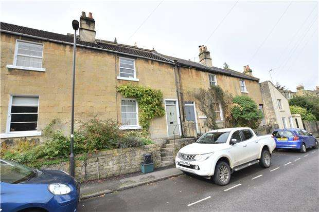 2 Bedrooms Cottage House for sale in Entry Hill, BATH, Somerset, BA2 5LY