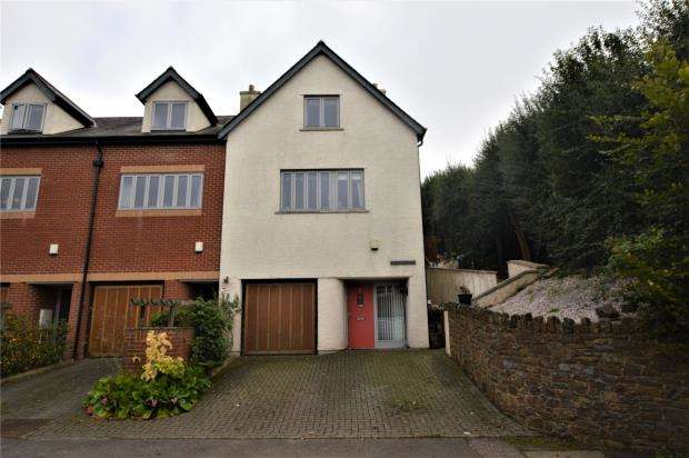 4 Bedrooms End Of Terrace House for sale in Wynfrith Mews, Landscore, Crediton, Devon