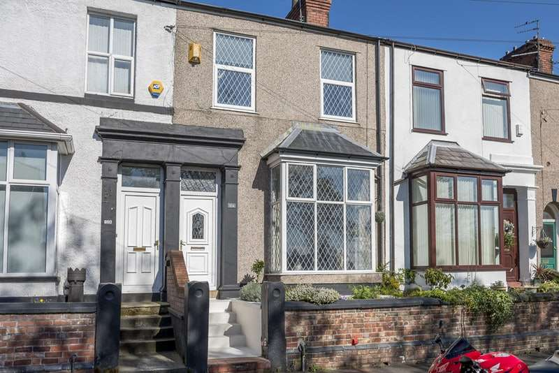 3 Bedrooms Terraced House for sale in Oxford Street, St. Helens, Merseyside, WA10