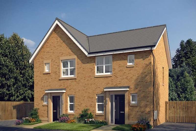 3 Bedrooms Property for sale in The Hamilton, Hawthornden Cochrina Place, Rosewell, EH24