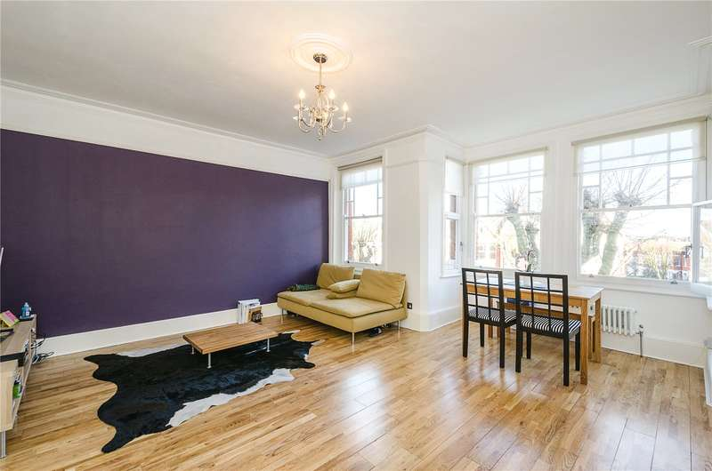 2 Bedrooms Flat for sale in Curzon Road, Muswell Hill, London, N10