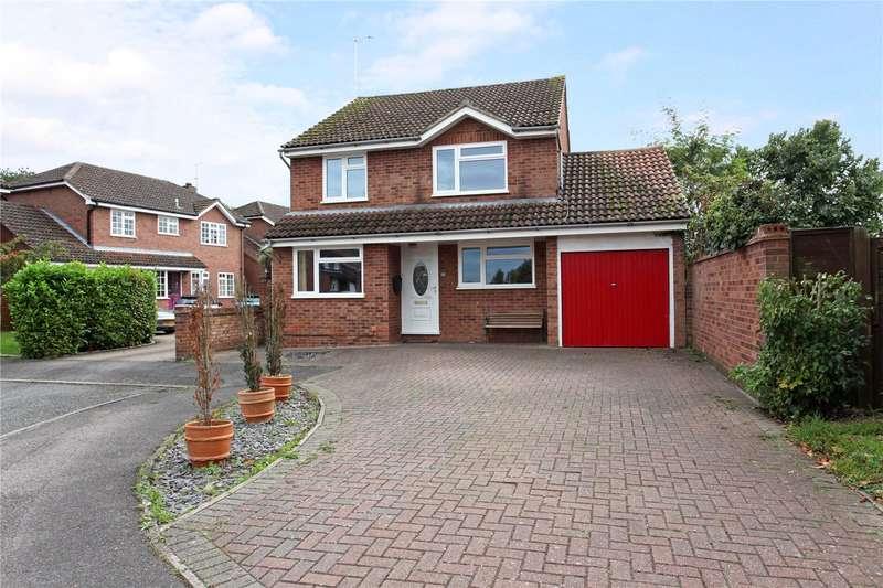 4 Bedrooms Detached House for sale in Saxon Way, Old Windsor, Windsor, Berkshire, SL4