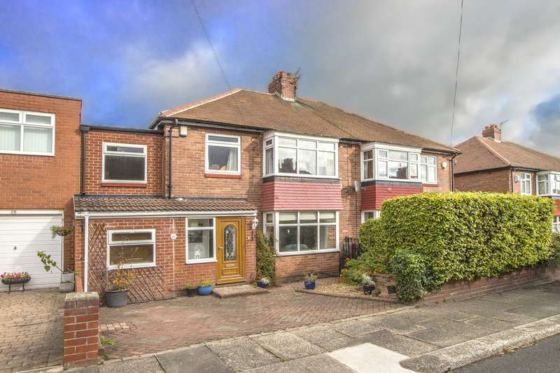 5 Bedrooms House for sale in Bourne Avenue, Newcastle Upon Tyne