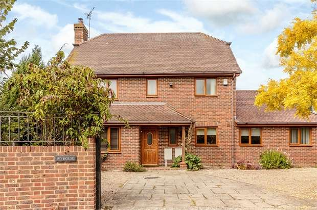 4 Bedrooms Detached House for sale in Ulley Road, Kennington, Ashford, Kent