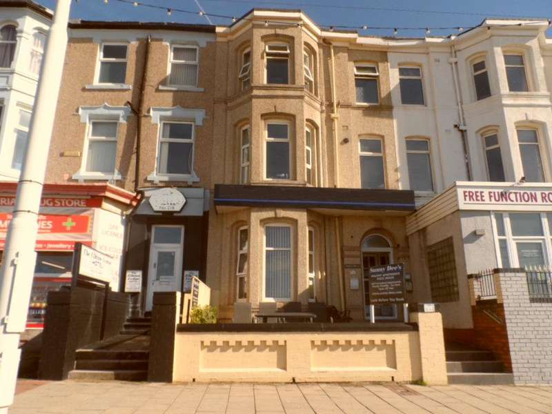 6 Bedrooms Commercial Property for sale in Promenade, BLACKPOOL, FY1 1RU