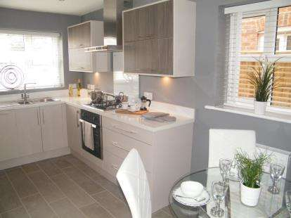 4 Bedrooms Detached House for sale in Trinity Fields, Winsford, Cheshire