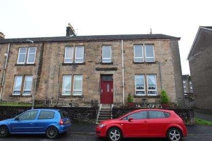 2 Bedrooms Flat for sale in John Lang Street, Johnstone, Renfrewshire
