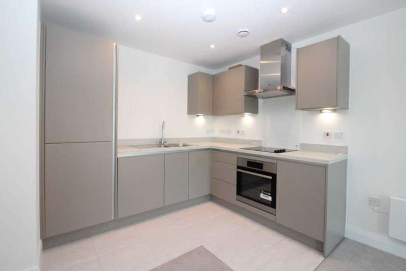 1 Bedroom Apartment Flat for sale in The Podium, Cotterells