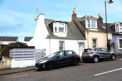 1 Bedroom End Of Terrace House for sale in Townend, Kilmaurs