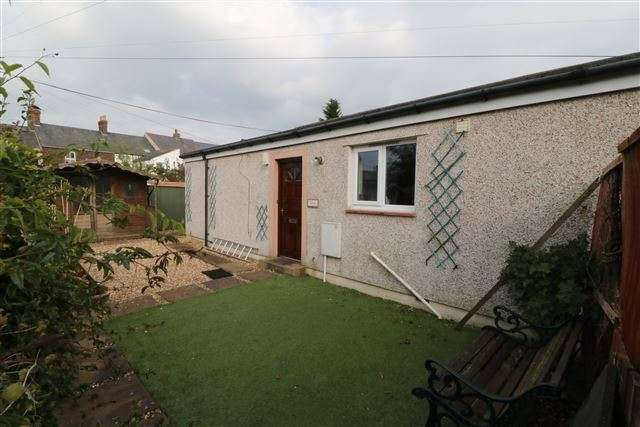 2 Bedrooms Bungalow for sale in Etterby Street, Carlisle, CA3 9JB