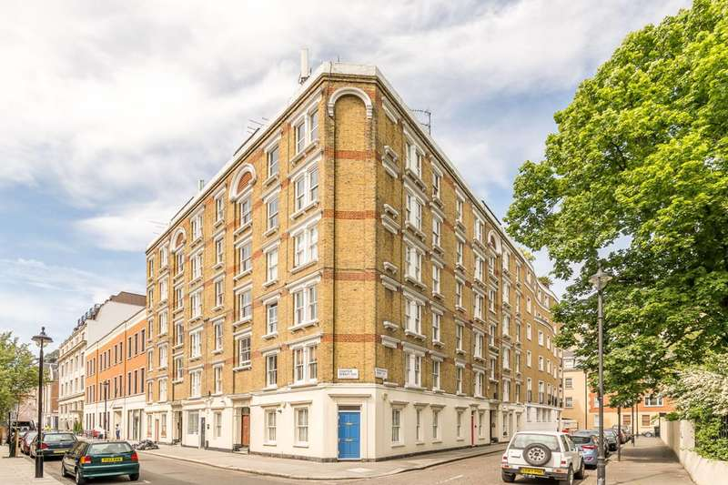 2 Bedrooms Flat for sale in Chapter Street, Westminster, SW1P