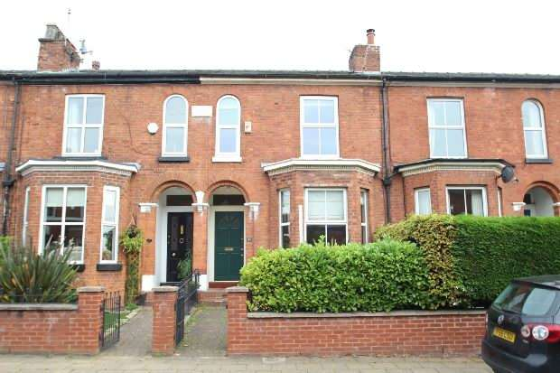 3 Bedrooms Terraced House for sale in Osborne Road, Altrincham